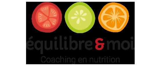 Equilibre & moi , Coaching en nutrition